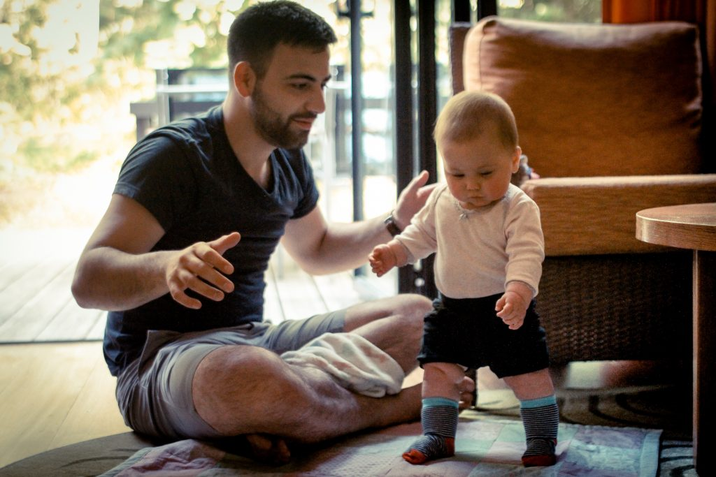 Choose a male Au Pair for your family