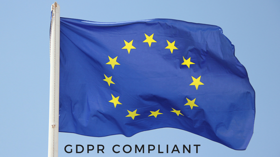 Pebbles and your data, GDPR compliant